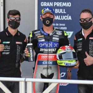 Gaststarter beim Saisonfinale der Moto2™ European Championship