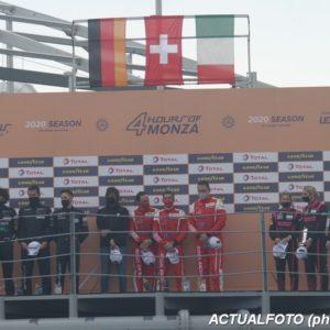 European Le Mans Series – 4 Ore di Monza gara 2020 gallery