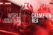 Jonathan Rea crowned 2020 WorldSBK Champion