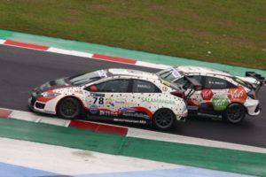 A Misano Nardilli vince e Giacon si porta in testa alla Coppa Italia Turismo