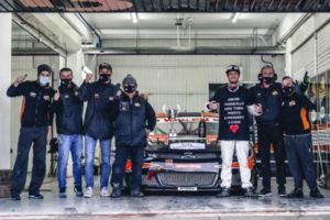 Solaris Motorsport chiude al quarto posto l'EuroNASCAR 2020