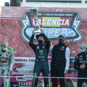 Alon Day è campione della NASCAR Whelen Euro Series per la terza volta
