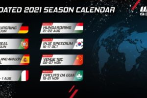 World's most challenging track opens 2021 WTCR season following calendar changes