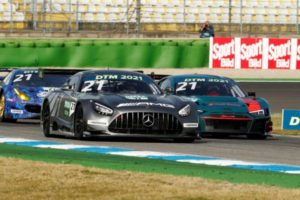 From June until October: DTM with eight race weekends