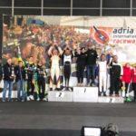"""ADRIA RALLY SHOW 2021:  GRANDE ATTESA PER LE SFIDE """"RALLISTICHE"""" IN PISTA"""