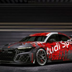 Audi unleashes new WTCR challenger