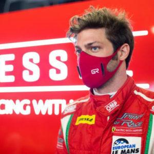 Esperienza e podi per Giorgio Roda nell'Asian Le Mans Series