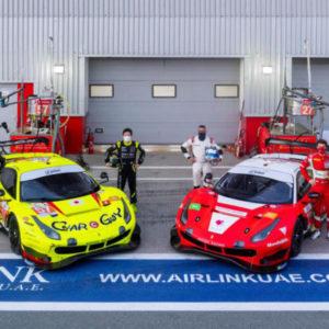 Giorgio Roda al via dell'Asian Le Mans Series con Kessel Racing