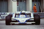 Nel 1976 la Ligier è in Formula 1