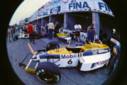 Williams FW11 mondiale nel 1986