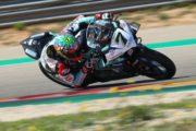 Davies edges factory Ducatis as just 0.111s separates top three at Aragon