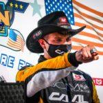 Gianmarco Ercoli rinnova con CAAL Racing, va a caccia del titolo EuroNASCAR