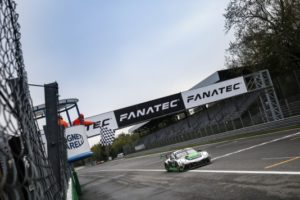 Dinamic Motorsport imbattibile nella 3 ore di Monza del Fanatec GT World Challenge Europe powered by AWS