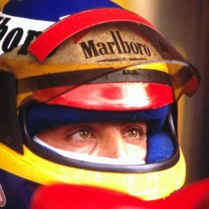 Michele Alboreto, 20 anni fa