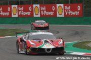 Ferrari challenge Monza 2021 gallery