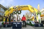 """Luca Pedersoli in meta: vittoria al 54° Rallye Elba - """"Trofeo GINO MINI"""" dopo una prestazione di classe."""