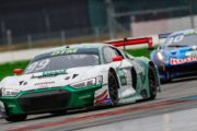 DTM picks up speed: Mercedes driver Götz fastest on opening day