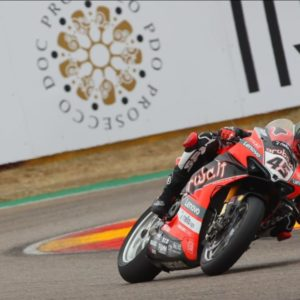 Redding bounces back with slick gamble to take Race 2 victory at Aragon