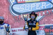 Arianna Casoli torna con il team CAAL Racing per la sesta stagione EuroNASCAR consecutiva