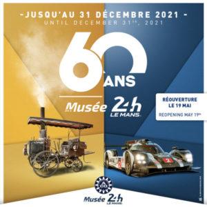 19 mai : réouverture du Musée des 24 Heures du Mans