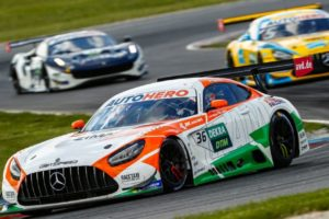 DTM test at Lausitz: Indian Maini surprises with fastest time in the morning
