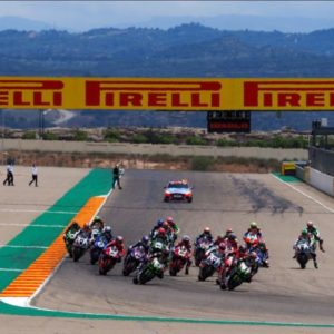 More history made: Rea takes 100th WorldSBK with Race 1 victory at Aragon