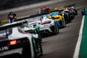 DTM test at Lausitz: Alexander Albon with Ferrari fastest on Wednesday morning