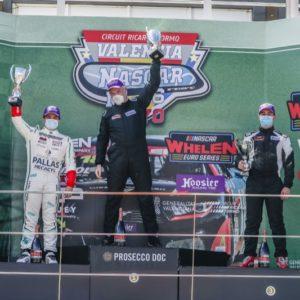 Gordon Barnes conquista la sua prima vittoria nel Club Challenge al Circuit Ricardo Tormo