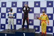 Pellegrini inaugura il Topjet Fx2000 col successo di gara 1 a Monza