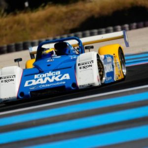 HISTORIC RACING BY PETER AUTOSERIOUS THINGS RESUME ON THE SERIES...