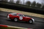 Grand Prix de l'Age d'Or 2021 – Dijon Prenois  Alfa Delta nel Greatest's Trophy a Digione