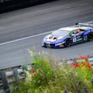 Emil Frey Racing Lamborghini takes commanding victory as Silver Cup crews star at Zandvoort