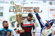 Si avvicina il 56° Trofeo Luigi Fagioli, settimo round di CIVM