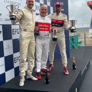 THE GREATEST'S TROPHY – LE MANS