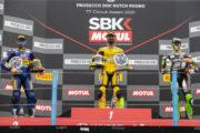 Dominanter vierter Supersport-Sieg in Folge