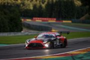 Marciello earns second successive Super Pole to give Mercedes-AMG Team AKKA ASP perfect starting spot for 2021 TotalEnergies 24 Hours of Spa