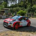 Qualche luce e molte ombre per Meteco Corse al Rally di Roma Capitale