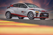 GR YARIS RALLY CUP: PRONTO IL DEBUTTO A ROMA