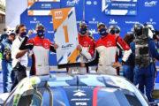 Rovera rimonta e vince a Monza su Ferrari nel terzo round FIA WEC