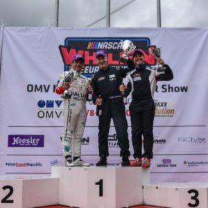 Due vittorie consecutive: Gordon Barnes in cima alla classifica del Club Challenge all'Autodrom Most