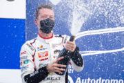 Primo successo di Fenici in casa a Vallelunga nella Carrera Cup
