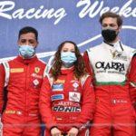 Vittoria di classe e podio assoluto per Giorgio Roda a Vallelunga