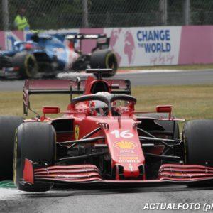 F1 Monza 2021 venerdì gallery