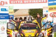 IL PREMIO RALLY AUTOMOBILE CLUB LUCCA VERSO IL RALLY CASCIANA TERME: DISTANZE MINIME TRA GLI ESPONENTI DELLE CLASSIFICHE