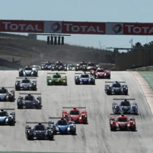 41 Cars for the Season Finale in Portugal