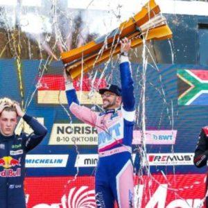 Maximilian Götz takes victory and seals DTM championship - drama involving title favourites Lawson and Kelvin van der Linde