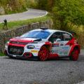 Tripletta e titolo al Rally Due Valli, per Meteco Corse