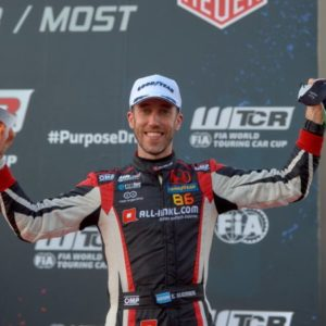 Double podium for Esteban Guerrieri at Czech Republic