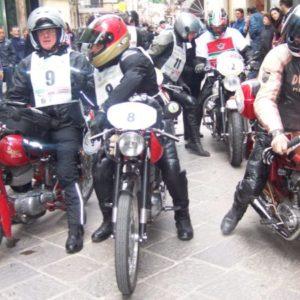 """PARTE LUNEDI' DA MISANO WORLD CIRCUIT LA TRENTESIMA EDIZIONE  DELLA """"RIEVOCAZIONE STORICA DEL MOTOGIRO D'ITALIA"""""""