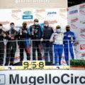 Al Mugello una vittoria e un podio per Fascicolo che valgono il secondo posto finale